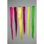 Extensii Colorate Clip-On Kanekalon